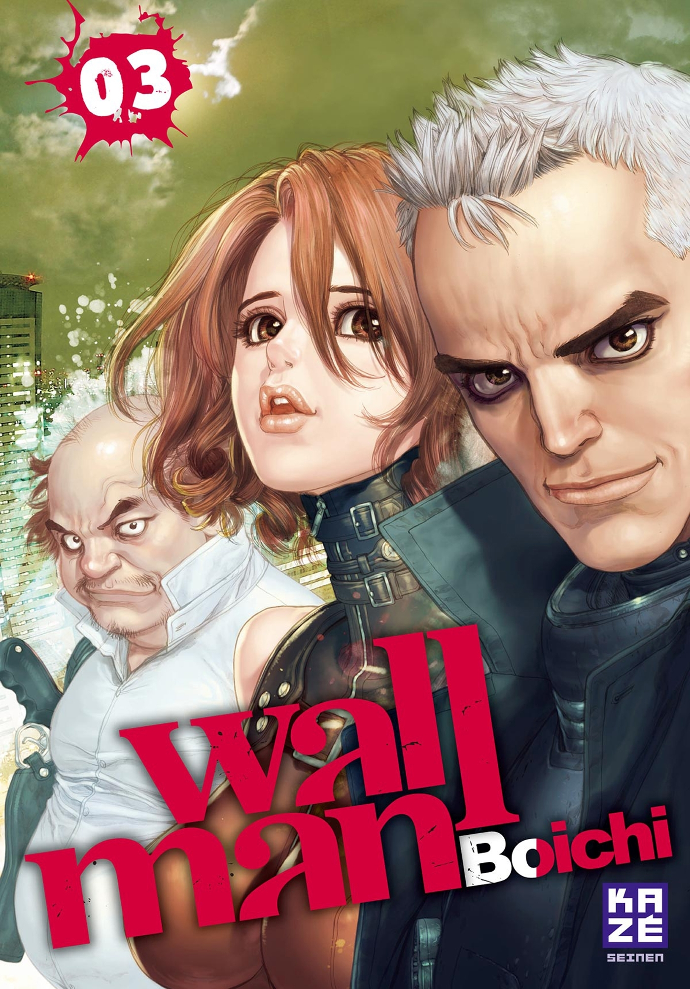 WALLMAN T03