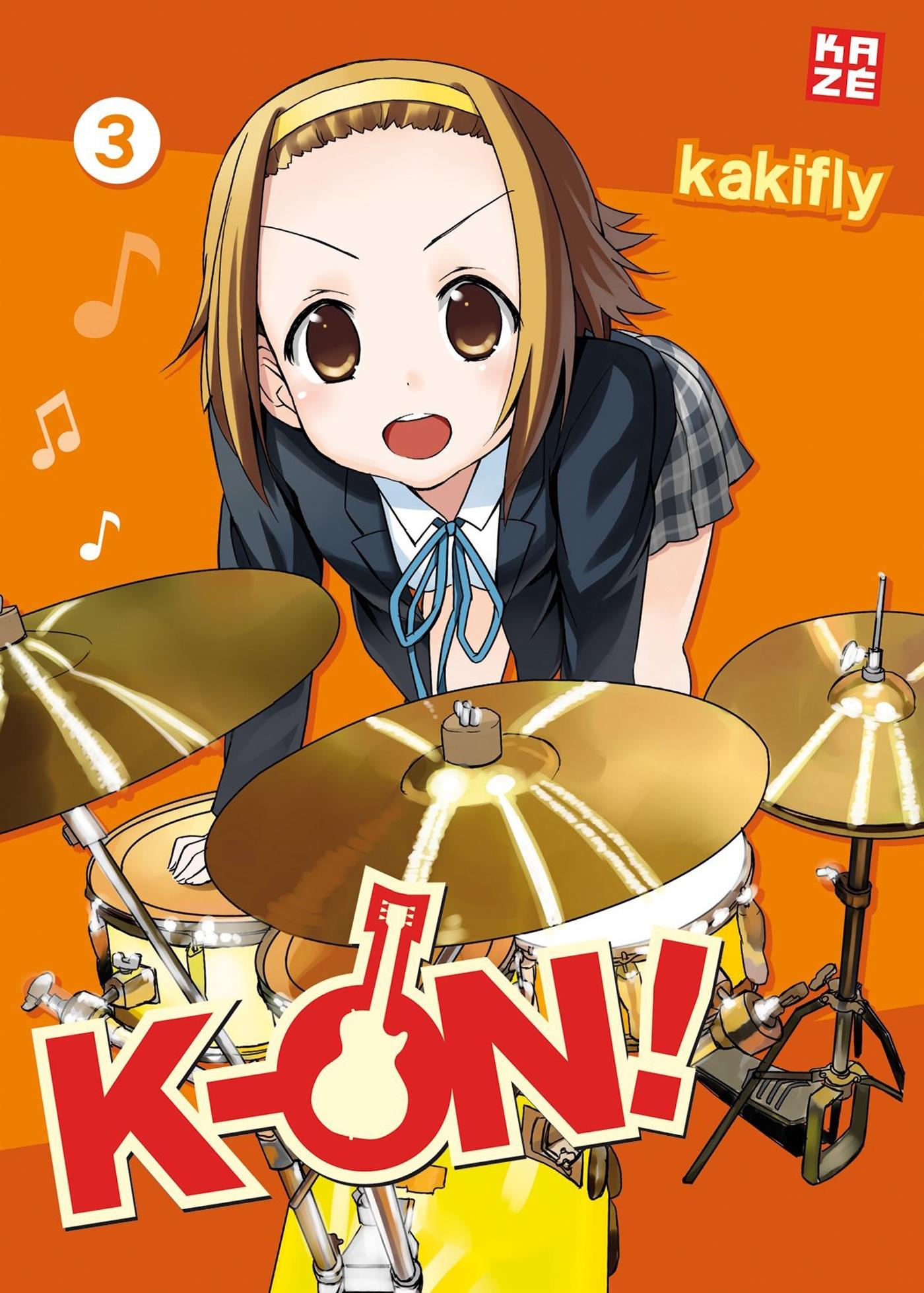 K-ON ! T03