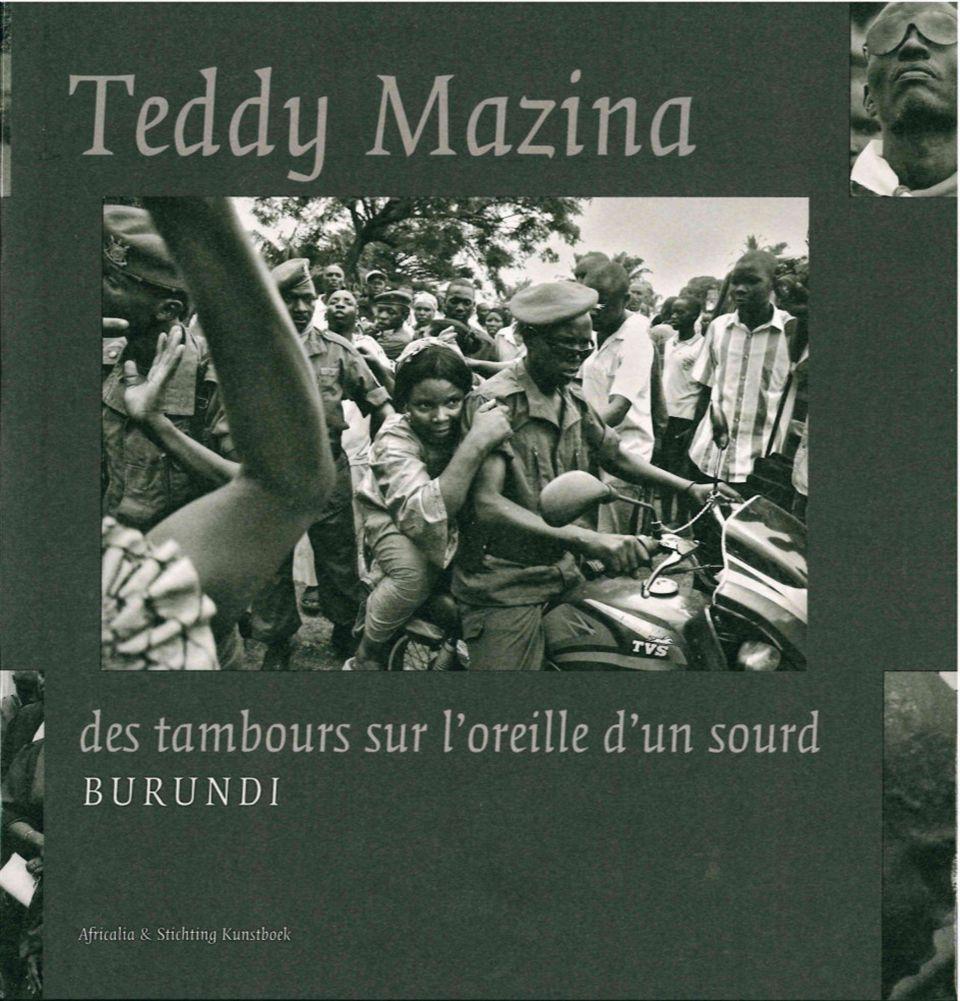TEDDY MAZINA