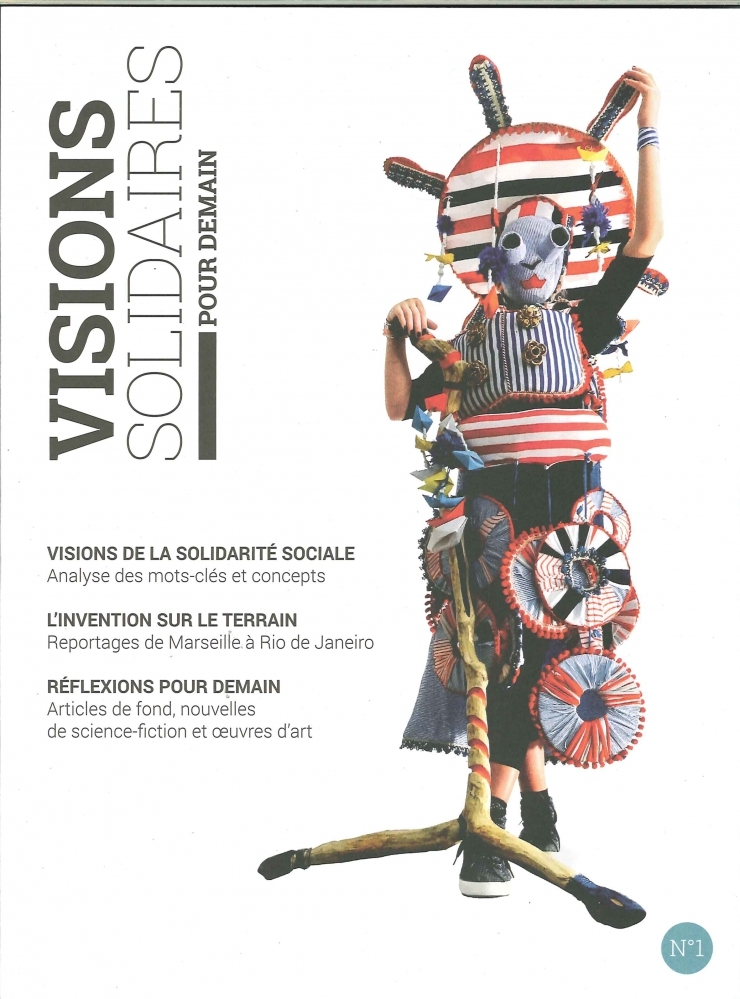 VISIONS SOLIDAIRES N 1 VISIONS SOLIDAIRES POUR DEMAIN 2016/2017