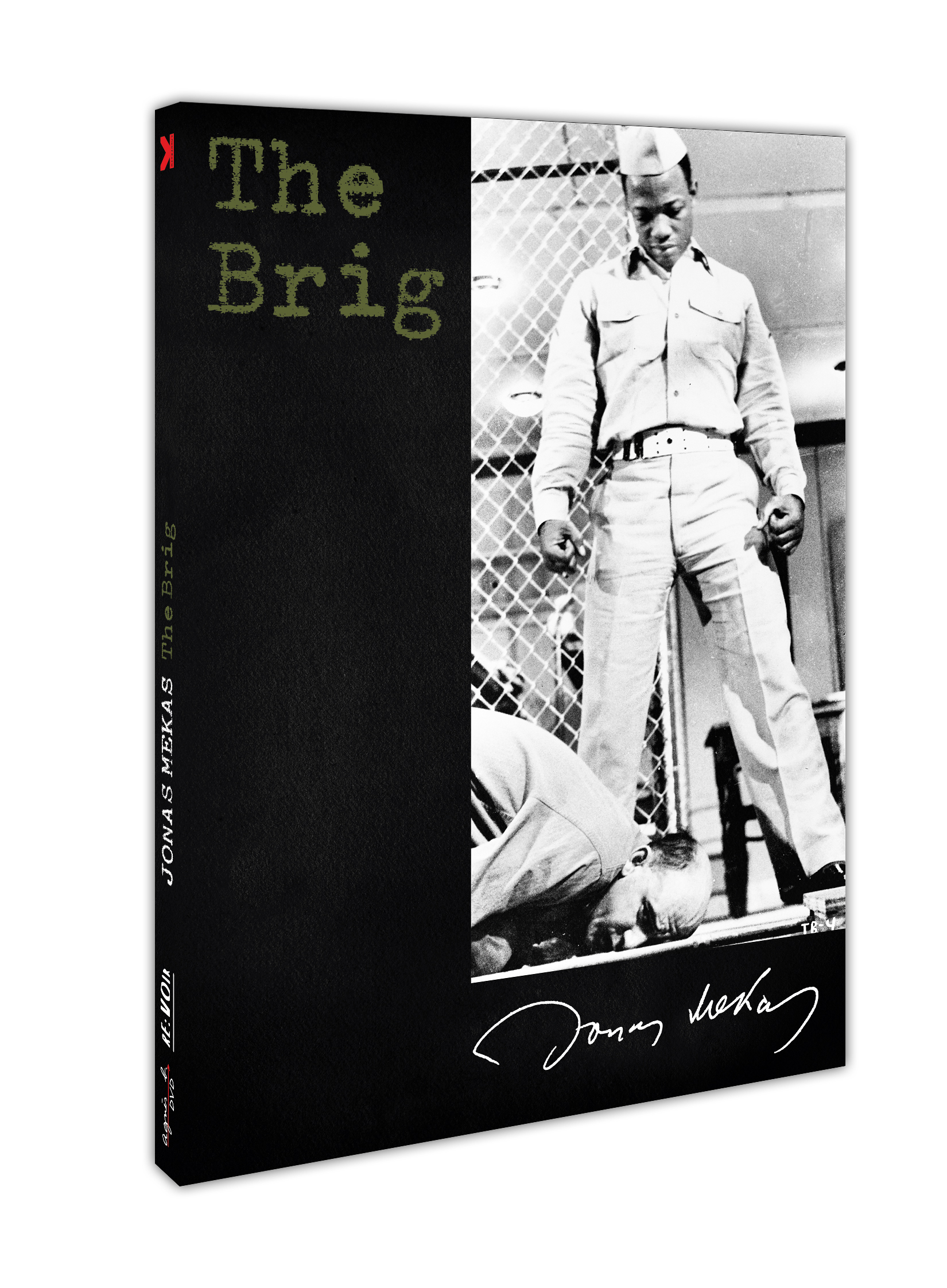 THE BRIG - DVD