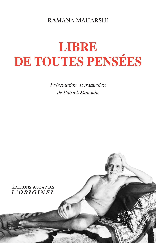 LIBRE DE TOUTES PENSEES