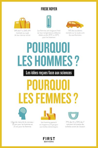 POURQUOI LES HOMMES ? POURQUOI LES FEMMES ? LES IDEES RECUES FACE AUX SCIENCES