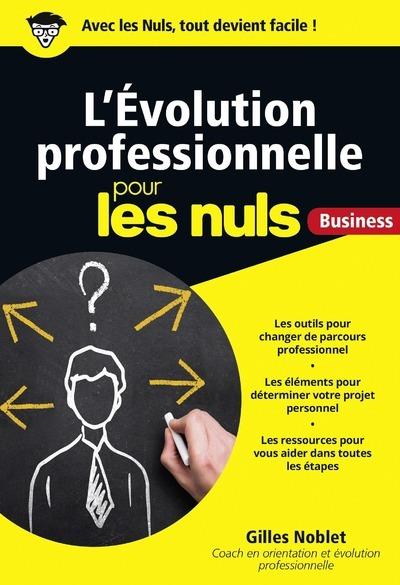 L'EVOLUTION PROFESSIONNELLE POCHE POUR LES NULS