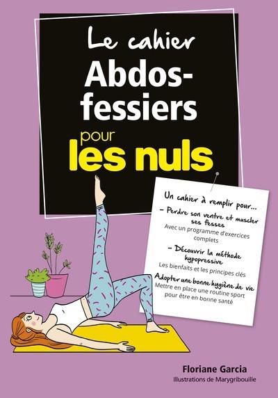 LE CAHIER COACH ABDOS-FESSIERS POUR LES NULS