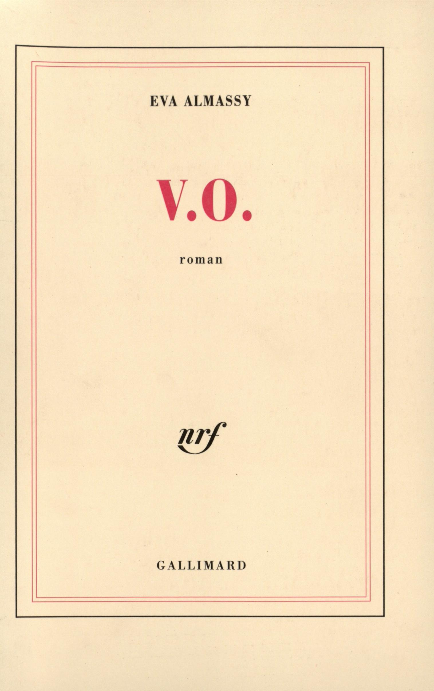 V.O. ROMAN