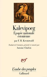 KALEVIPOEG EPOPEE NATIONALE ESTONIENNE
