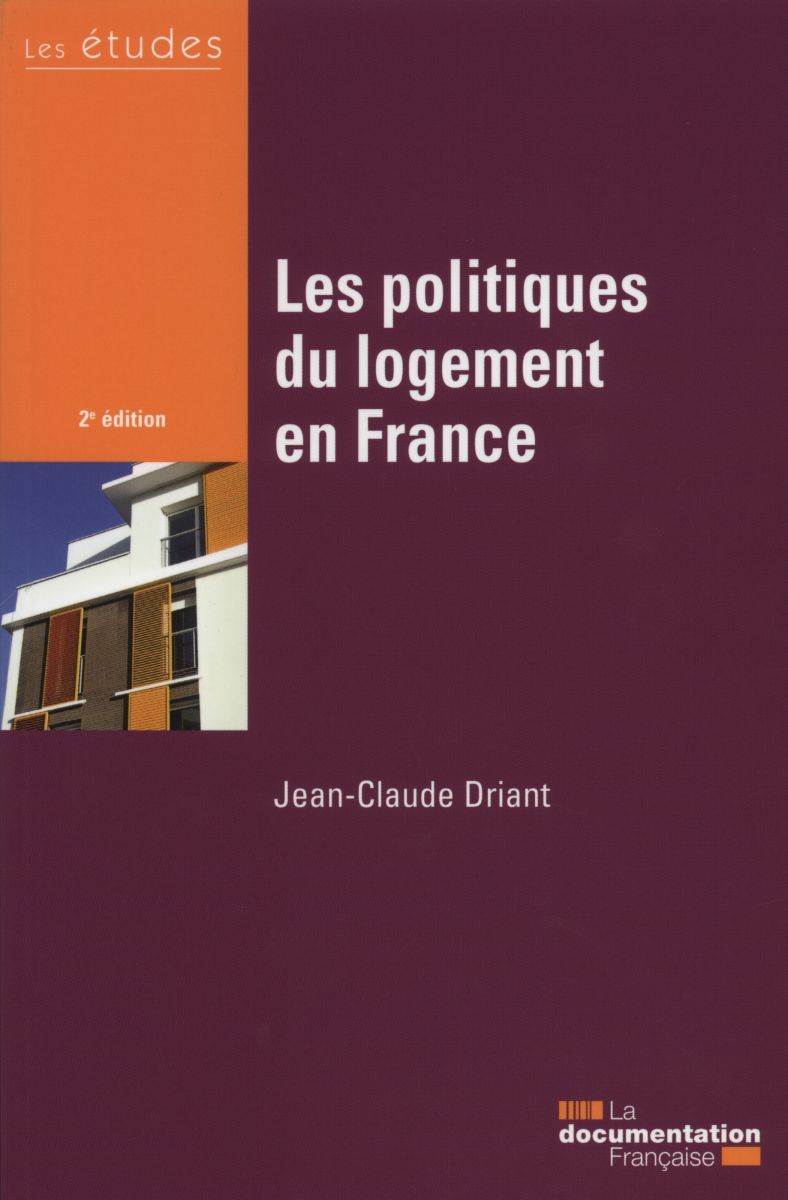 LES POLITIQUES DU LOGEMENT EN FRANCE - ETUDES DF 5414-15