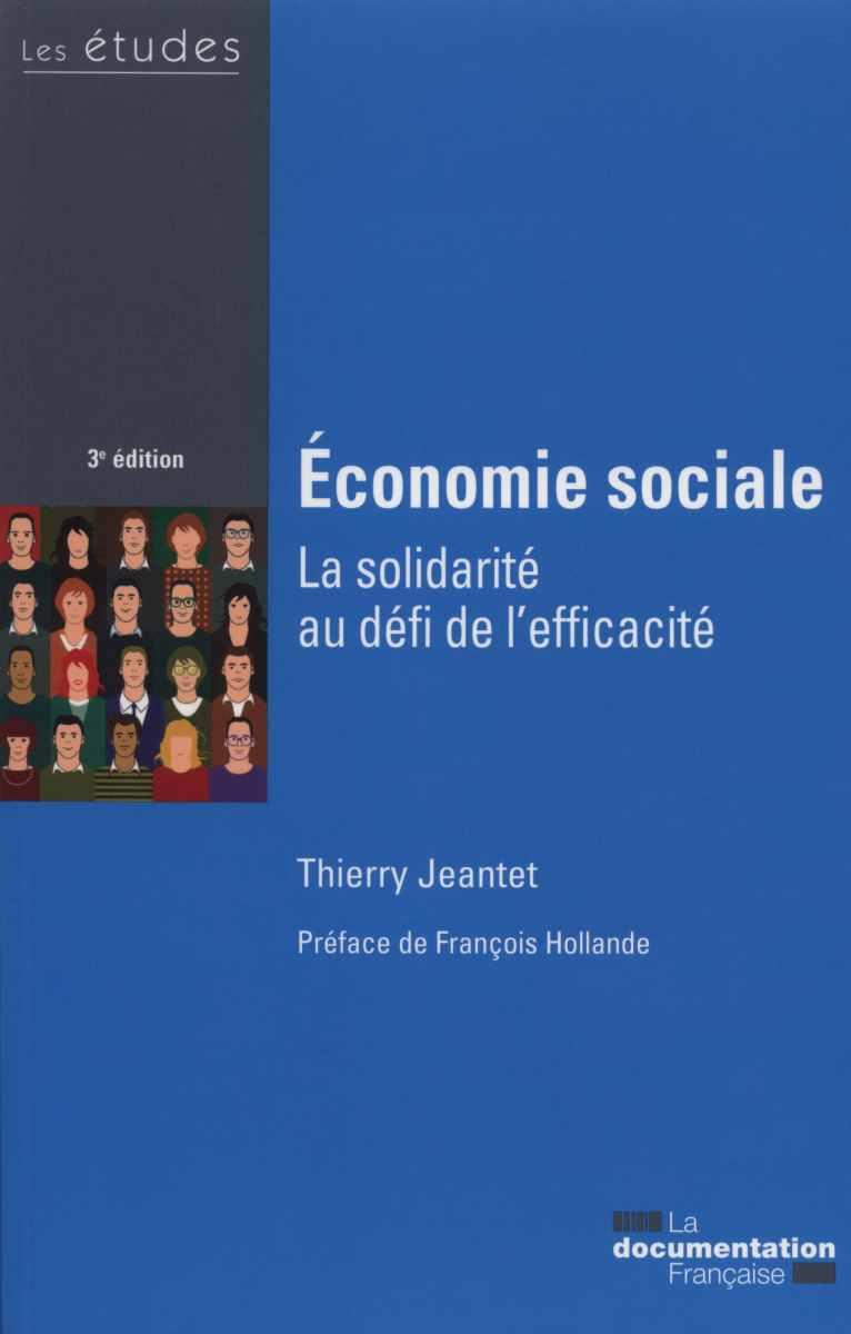 ECONOMIE SOCIALE N 5418-19 (3ED)