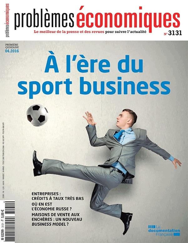 A L'ERE DU SPORT BUSINESS-PE N 3131
