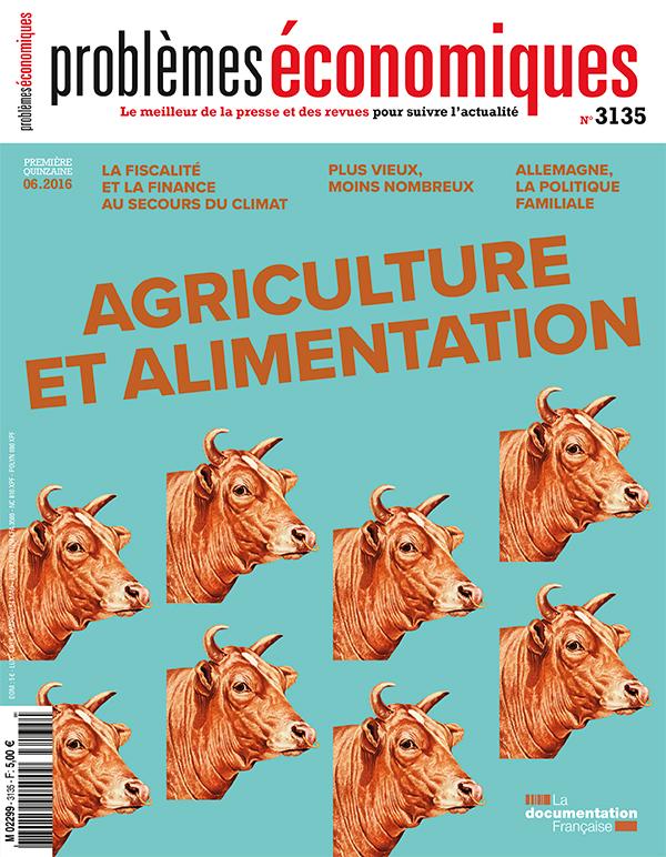 AGRICULTURE ET ALIMENTATION-PROBLEMES ECONOMIQUES N 3135