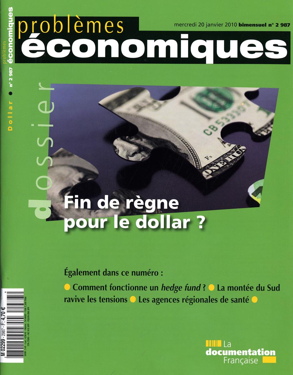 FIN DE REGNE POUR LE DOLLAR ? N 2987