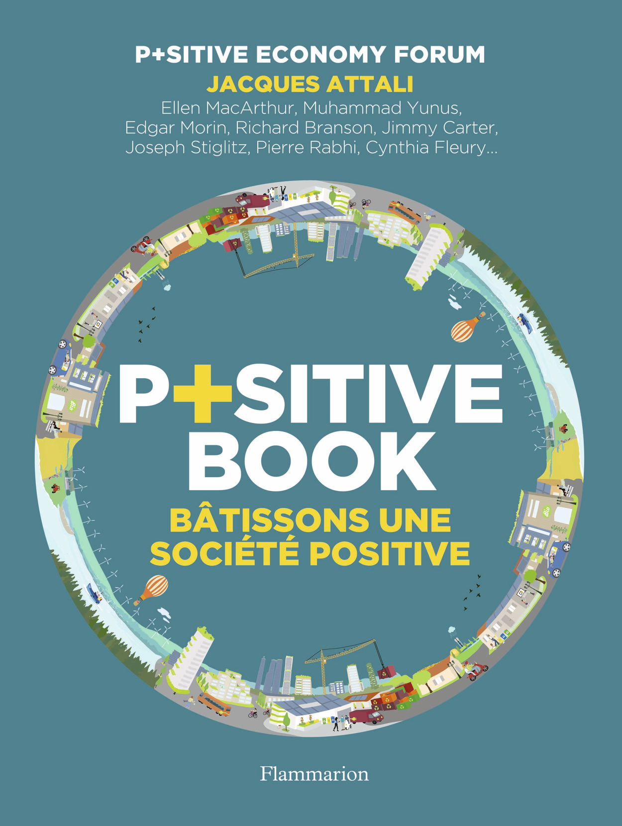 P+SITIVE BOOK