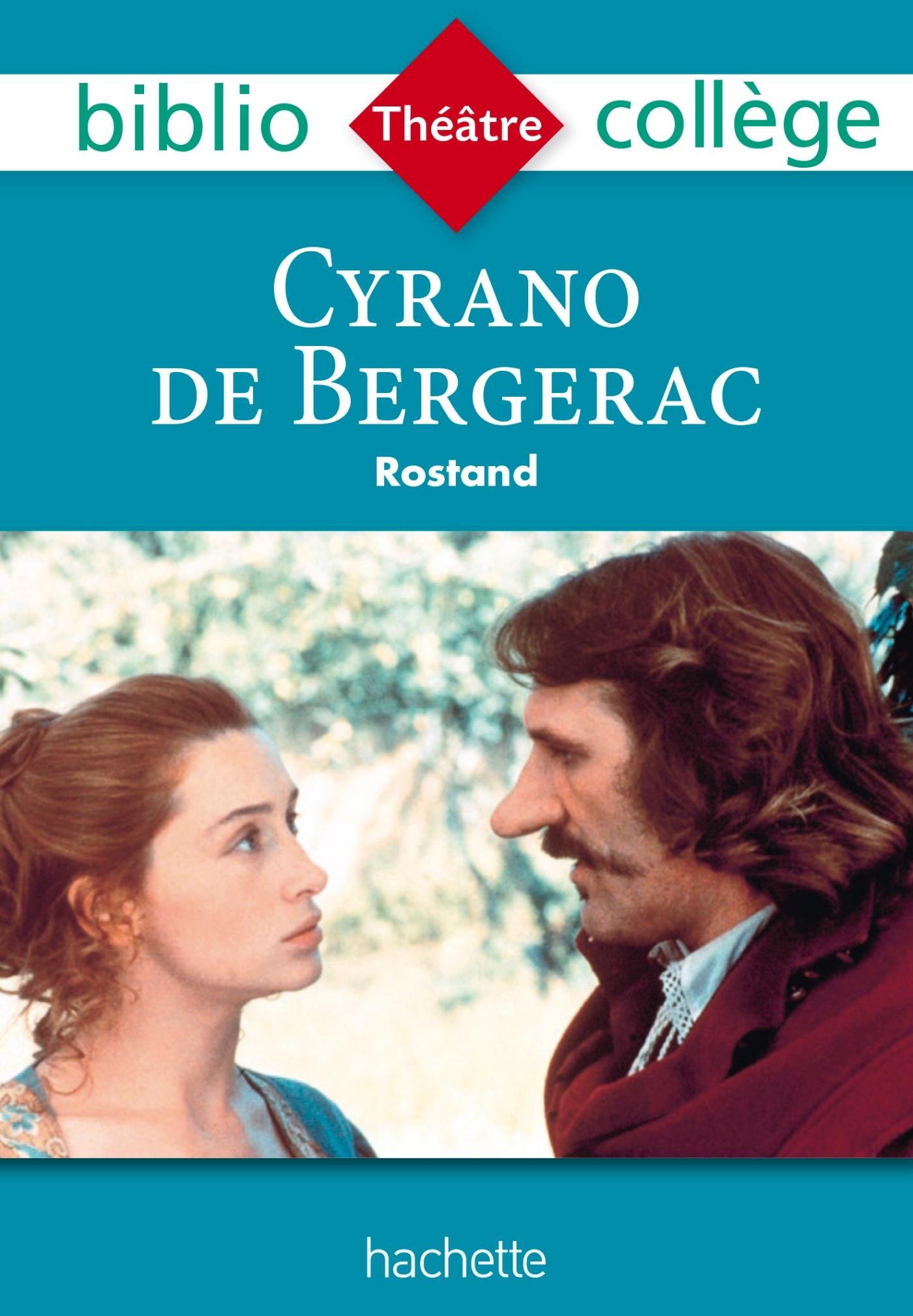 BIBLIOCOLLEGE- CYRANO DE BERGERAC, EDMOND ROSTAND