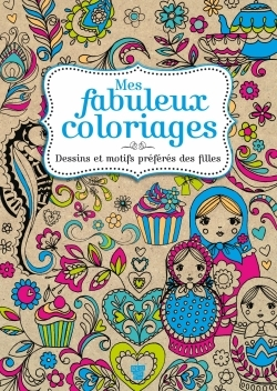 FABULEUX COLORIAGES 1