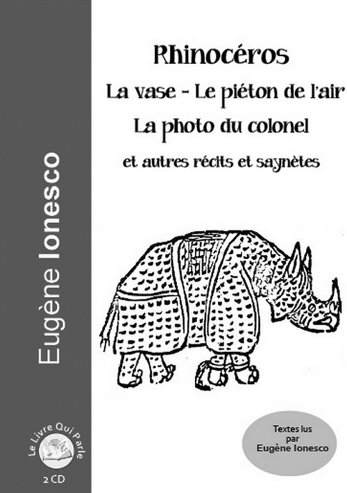 RHINOCEROS, LA PHOTO DU COLONEL LE PIETON DE L AIR