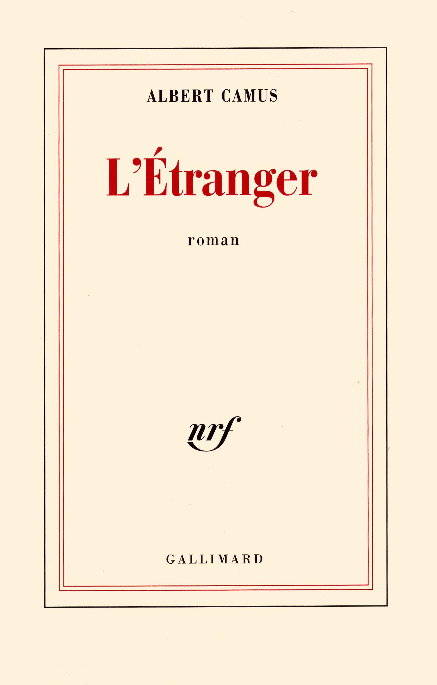 L'ETRANGER