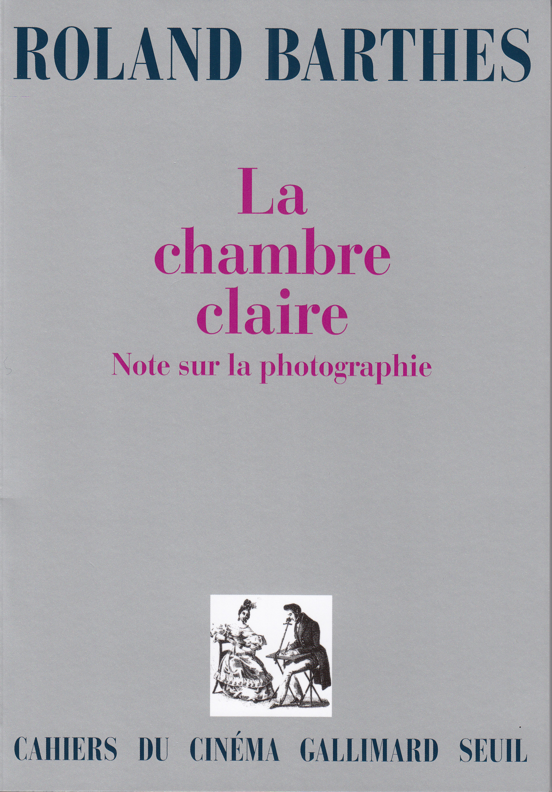 LA CHAMBRE CLAIRE