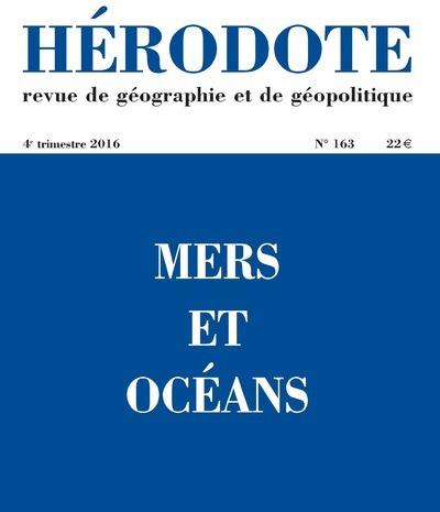 HERODOTE NUMERO 163 - MERS ET OCEANS