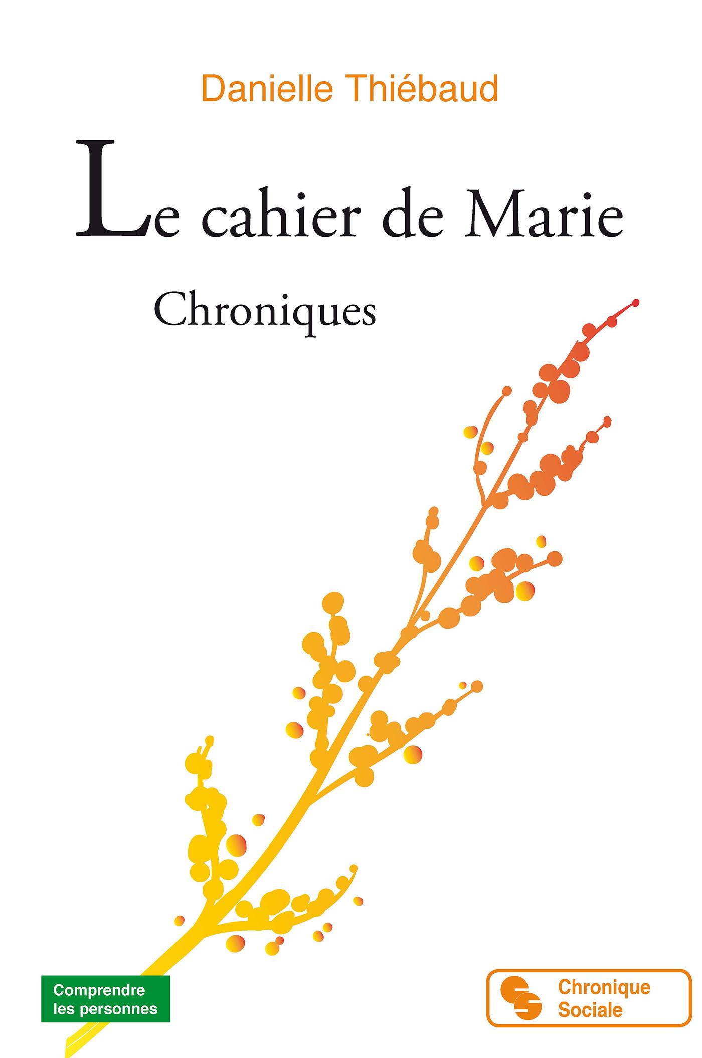 CAHIER DE MARIE (LE)