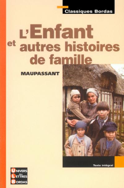ENFANT AUTRES HISTOIRES FAMILL