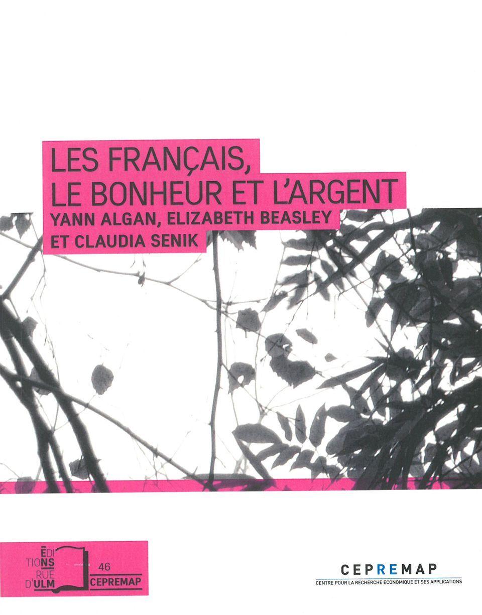 FRANCAIS,LE BONHEUR ET L'ARGENT (LES)