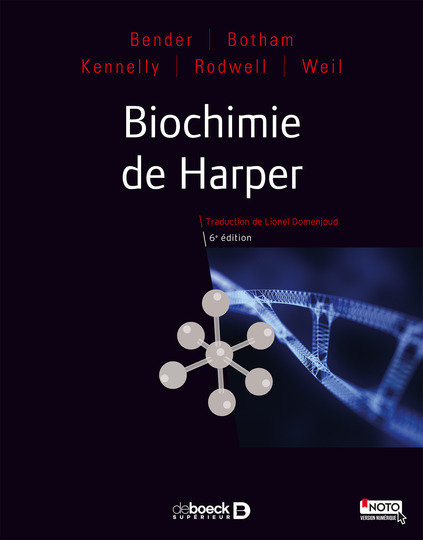 BIOCHIMIE DE HARPER 6ED