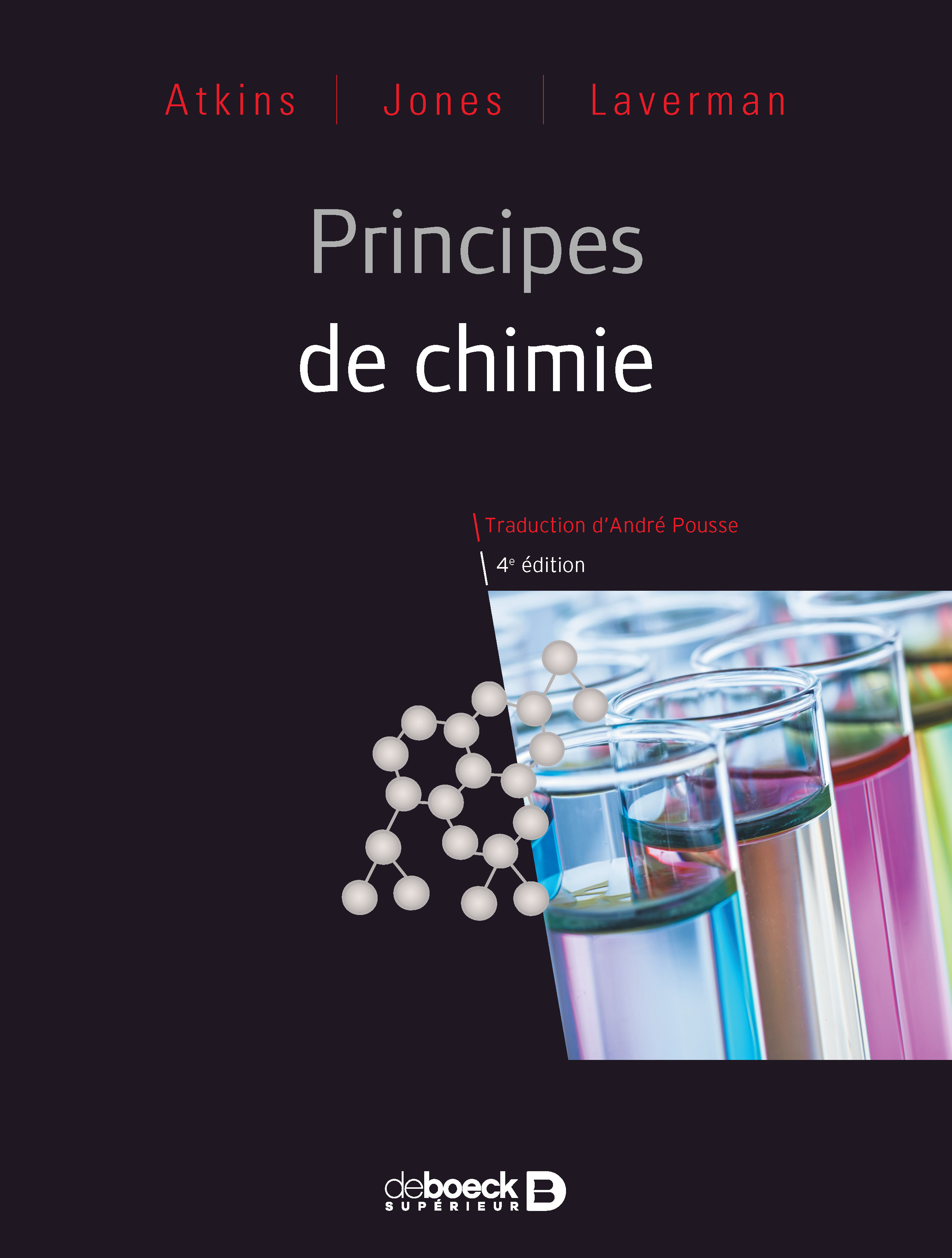 PRINCIPES DE CHIMIE 4ED