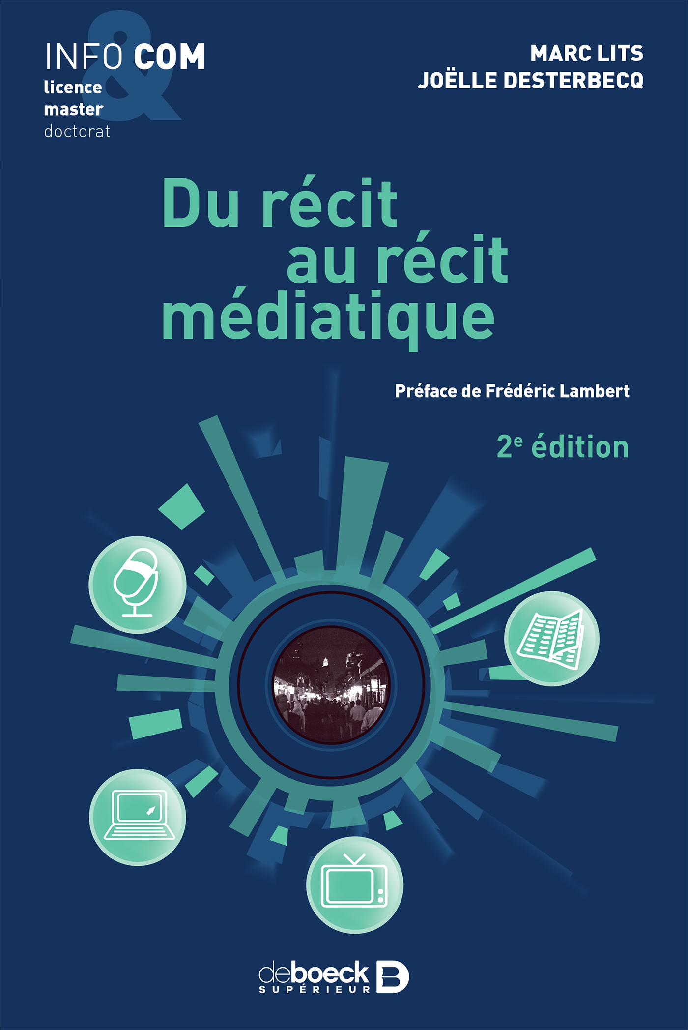 RECIT AU RECIT MEDIATIQUE (DU)