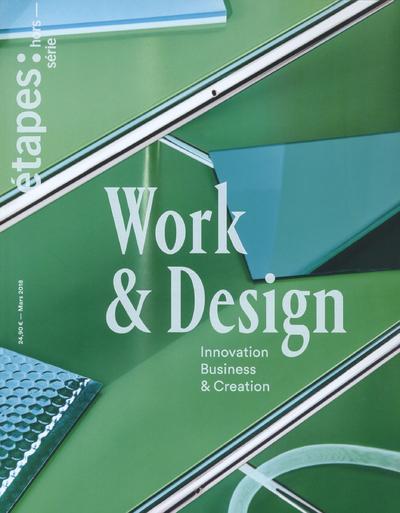 ETAPES HORS SERIE NUMERO 2 - WORK & DESIGN
