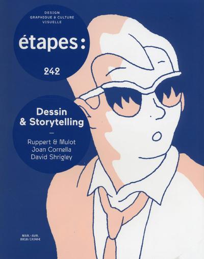ETAPES NUMERO 242 DESIGN & STORYTELLING