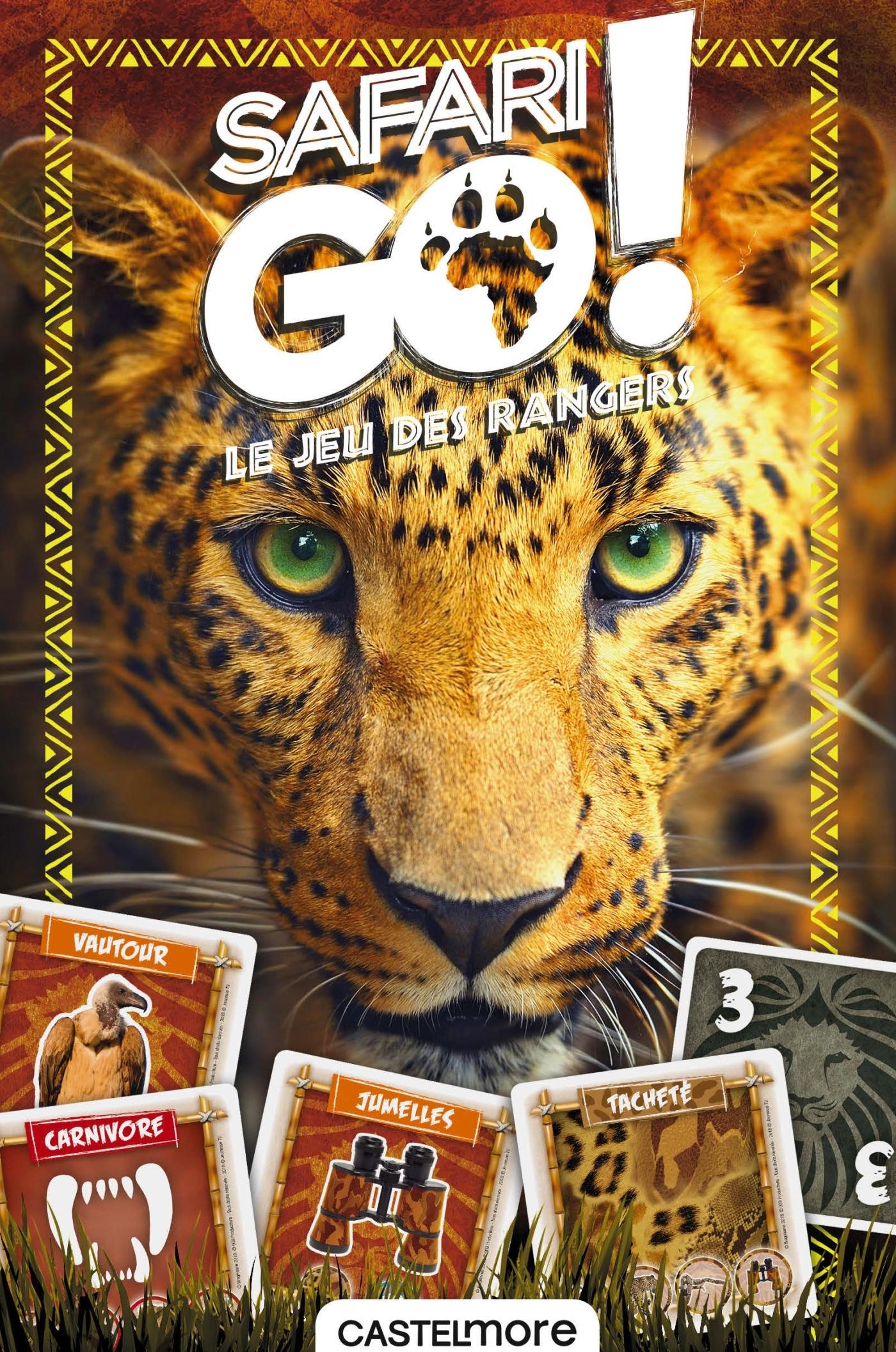 SAFARI GO ! - LE JEU DES RANGERS