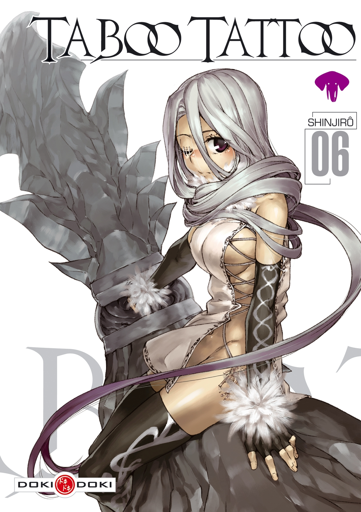 TABOO TATTOO - VOLUME 6