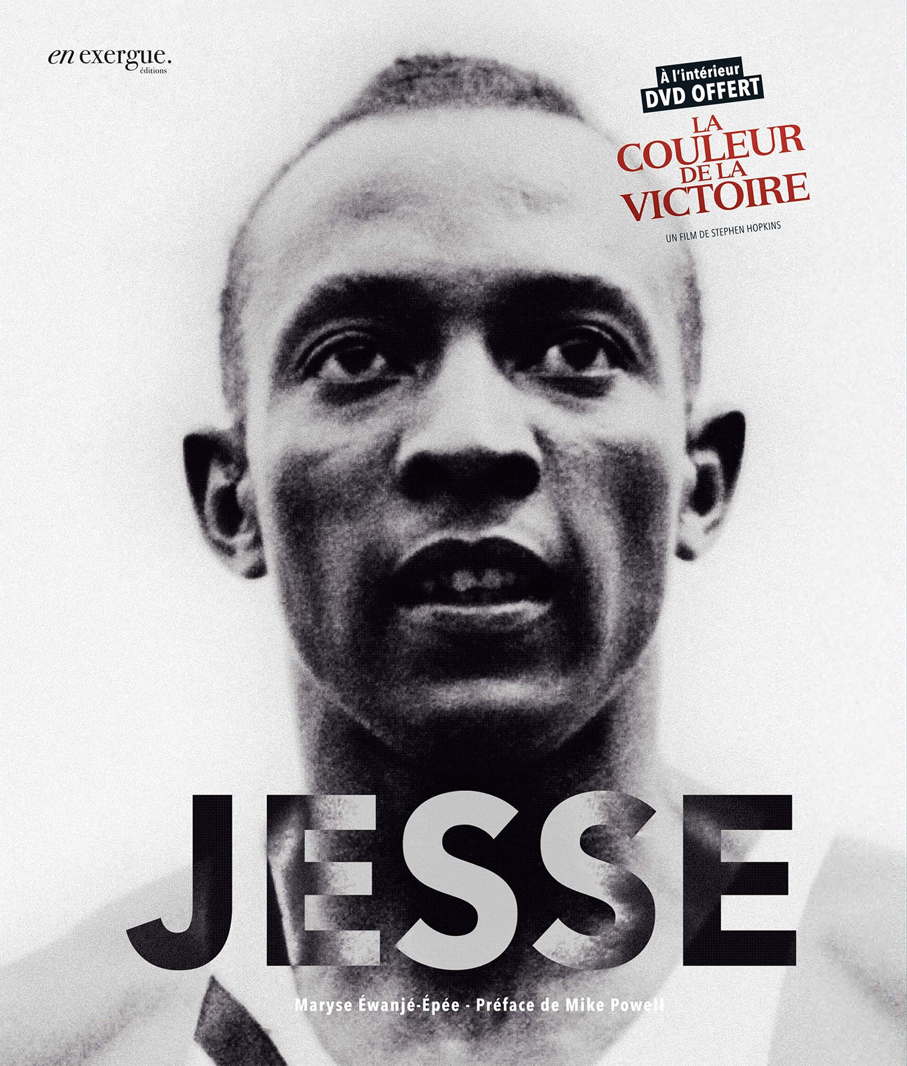 RACE ; LA FABULEUSE HISTOIRE DE JESSE OWENS + DVD LA COULEUR DE LA VICTOIRE