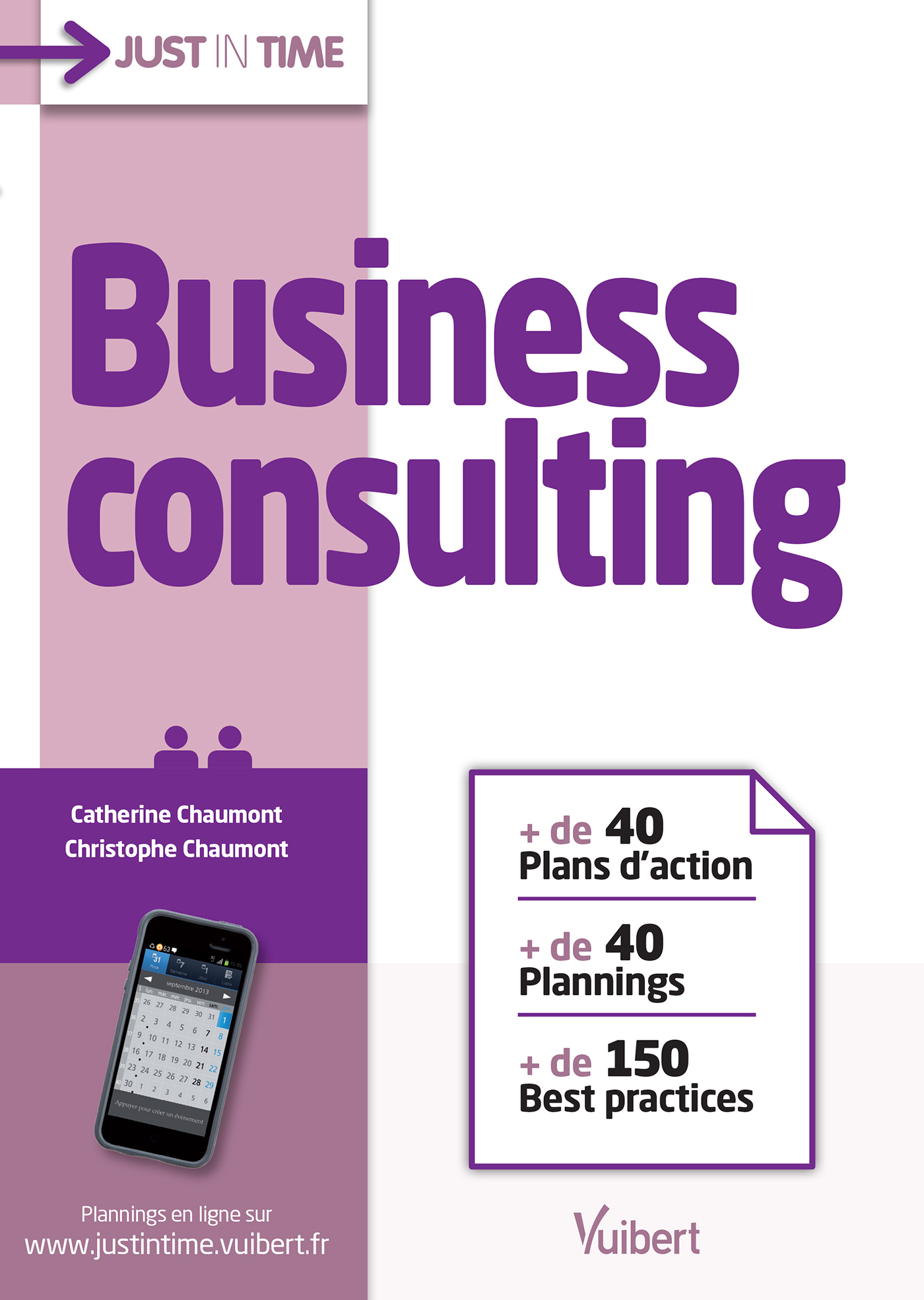 BUSINESS CONSULTING JUST IN TIME