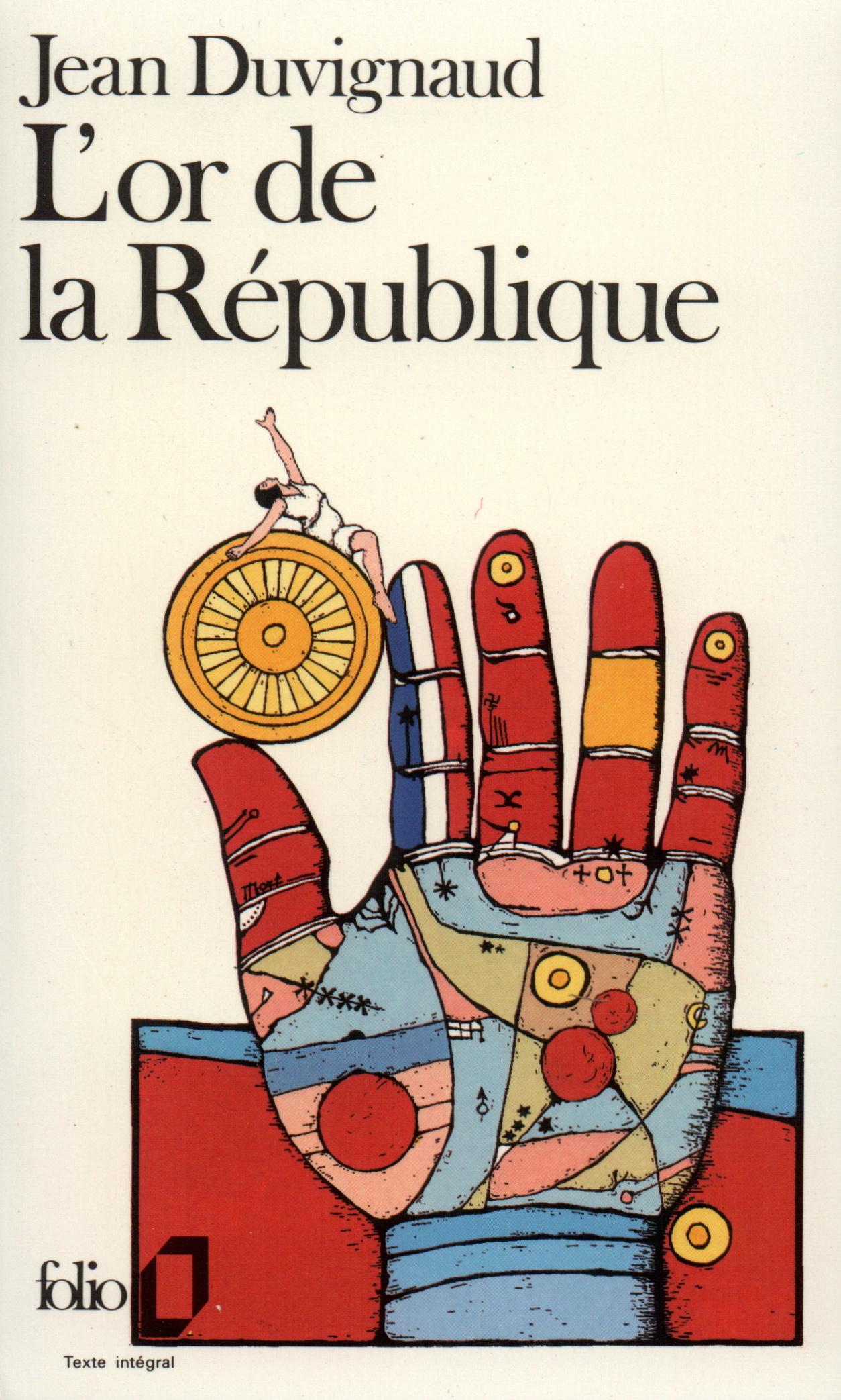 L' OR DE LA REPUBLIQUE