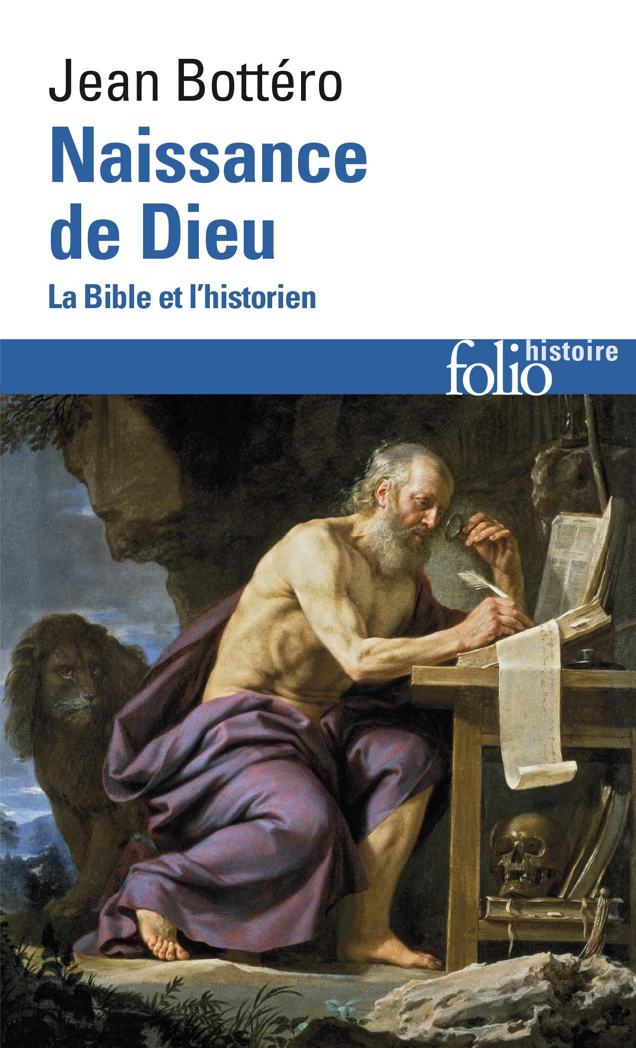 NAISSANCE DE DIEU LA BIBLE ET L'HISTORIEN