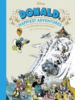 DONALD'S HAPPIEST ADVENTURES - A LA RECHERCHE DU BONHEUR