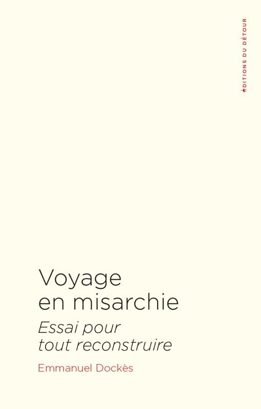 VOYAGE EN MISARCHIE