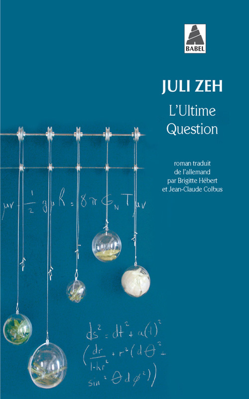 L'ULTIME QUESTION BABEL 1206