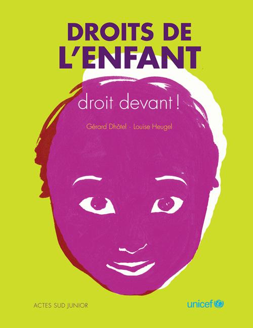 DROITS DE L'ENFANT DROIT DEVANT !