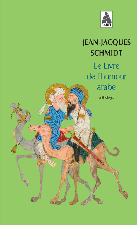 LIVRE DE L'HUMOUR ARABE-BABEL 1167 (LE)