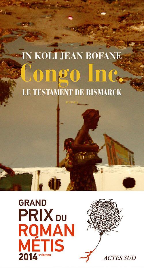CONGO INC. LE TESTAMENT DE BISMARCK