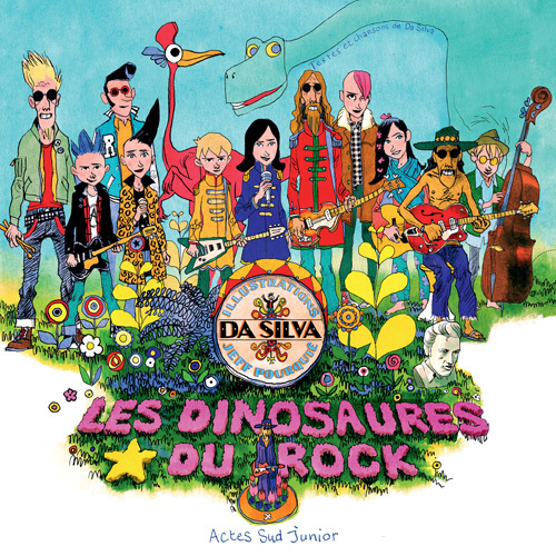 DINOSAURES DU ROCK (LES) + CD