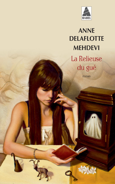 LA RELIEUSE DU GUE BABEL 1185