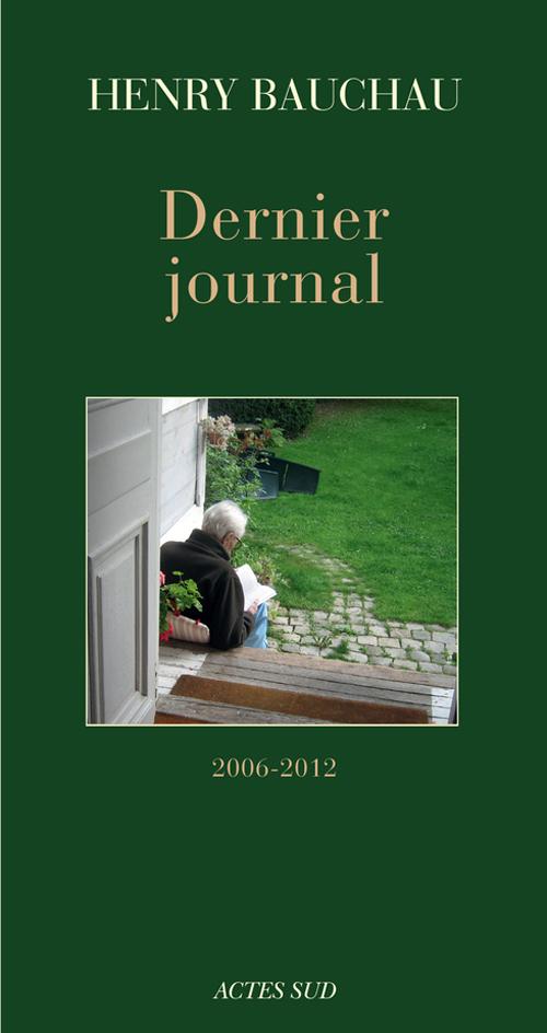 DERNIER JOURNAL 2006-2012