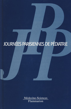 JOURNEES PARISIENNES DE PEDIATRIE 2000