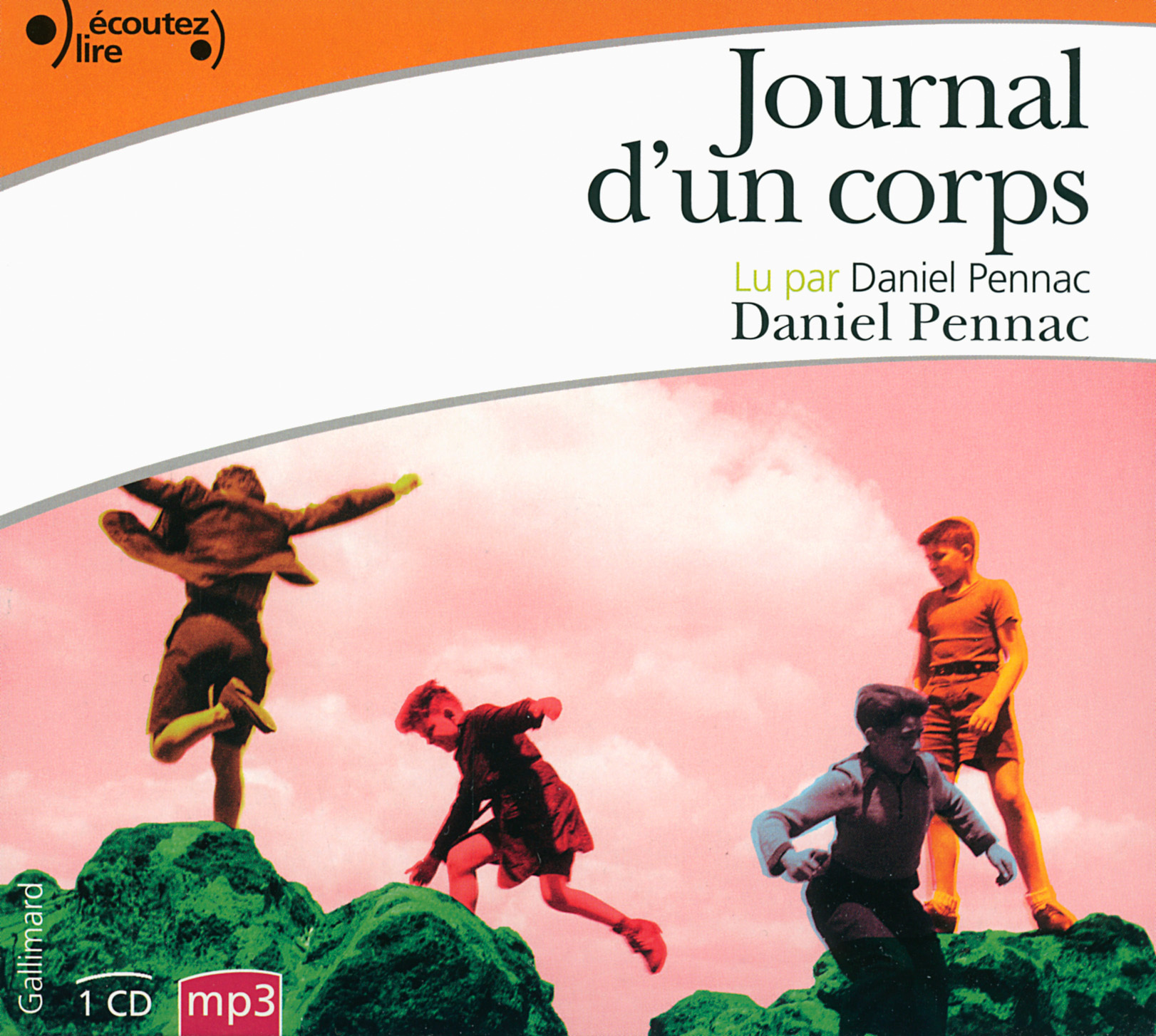 JOURNAL D'UN CORPS CD
