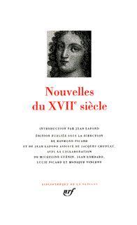 NOUVELLES DU XVIIE SIECLE
