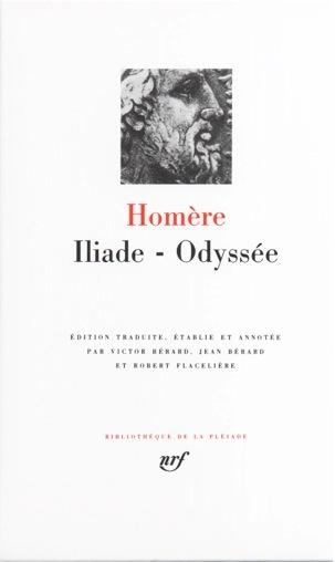 ILIADE - ODYSSEE
